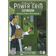 Power Grid Australia & Indian Subcontinent Expansion Board Game