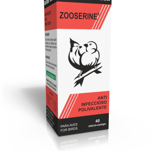 Avizoon Zooserine 40 tablet (breathing problems).