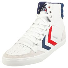 hummel Slimmer Stadil High Mens Casual Trainers