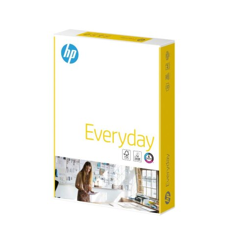 HP Everyday A4 75gsm White Paper - 500 Sheets
