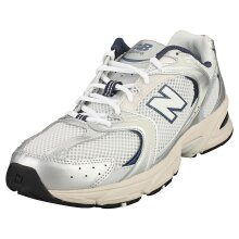New Balance 530 Mens Running Trainers in Silver