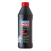 Liqui Moly Motorcycle Motorbike Light Fork Oil 5W 1 Litre