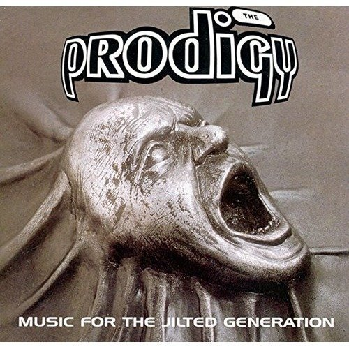 The Prodigy - Music for the Jilted Generation [CD] - Used