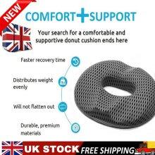 Donut Seat Cushion Comfort Pain Relief Hemorrhoids