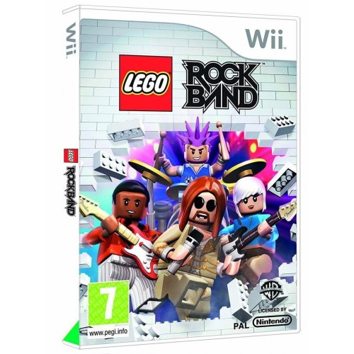 Lego Rock Band - Game Only Nintendo Wii Game