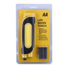 AA Lifesaver Emergency Hammer Car Safety Torch