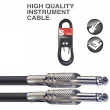 Stagg Sgc Instrument Cable (1.5m/5ft) - Sgc1.5
