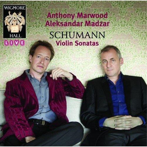 Anthony Marwood - Violin Sonatas [CD]