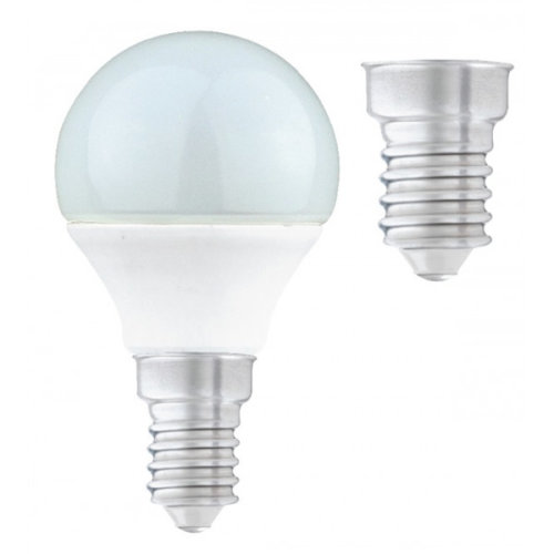 STATUS LED Small Edison Screw Cap Round Bulb - 4W - 275 Lumen [4SLRSESPB14]
