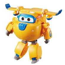 Super Wings - Transforming Vehicle | Series 1 | Donnie | Plane | Bot | 5 Inch Figure