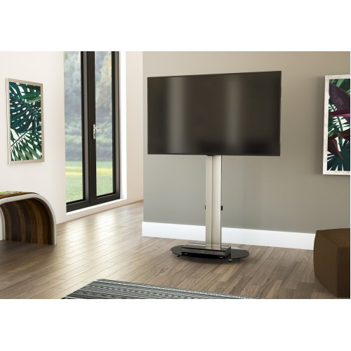 """Mahara """"Arno"""" TV Stand with Swivel TV Bracket, for TVs up to 55"""""""