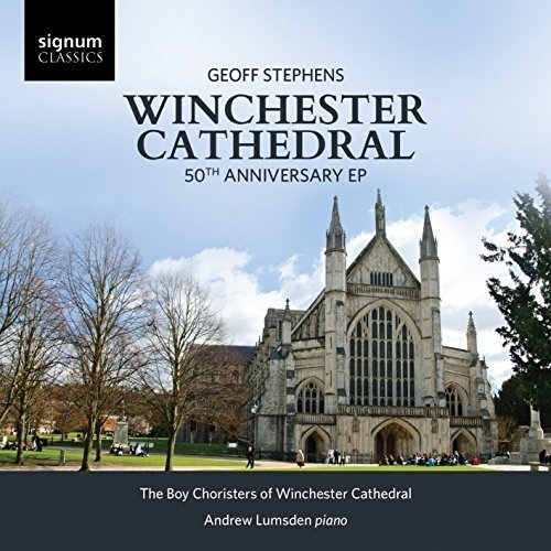 The Boy Choristers of Winchester Cathedral - Winchester Cathedral: 50th Anniversary EP [CD]