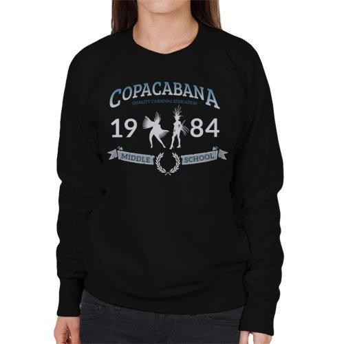 Copacabana Middle School Women's Sweatshirt