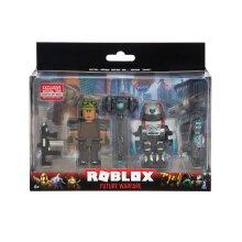 Roblox Twin Figure Future Warfare Set