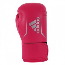 boxing gloves Speed 100 girls pink/silver size 8oz