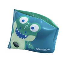 Speedo croc printed Armbands 2-6 years 30kgs max