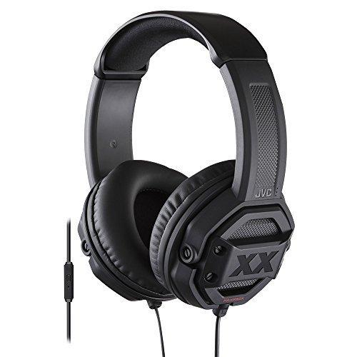 JVC HAMR60X XX Xtreme Bass Headset Black