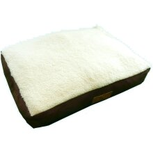 Pet Bed Fit Small Medium Large Removable Machine Washable Cover New