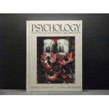 Psychology Third Edition - Used