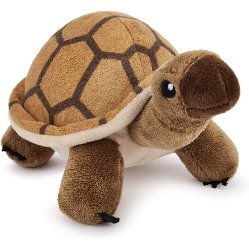 Zappi Co Childrens Stuffed Soft Cuddly Toy Safari Jungle Animal Plush (Small, Tortoise)