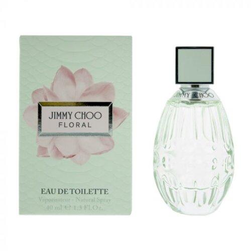 Jimmy Choo Floral 40ml Eau De Toilette