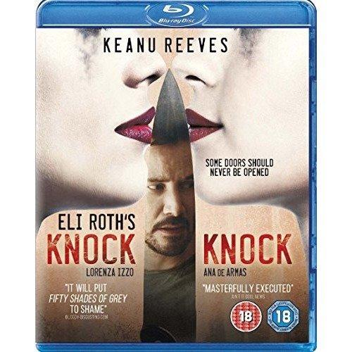 Knock Knock Blu-Ray [2015]