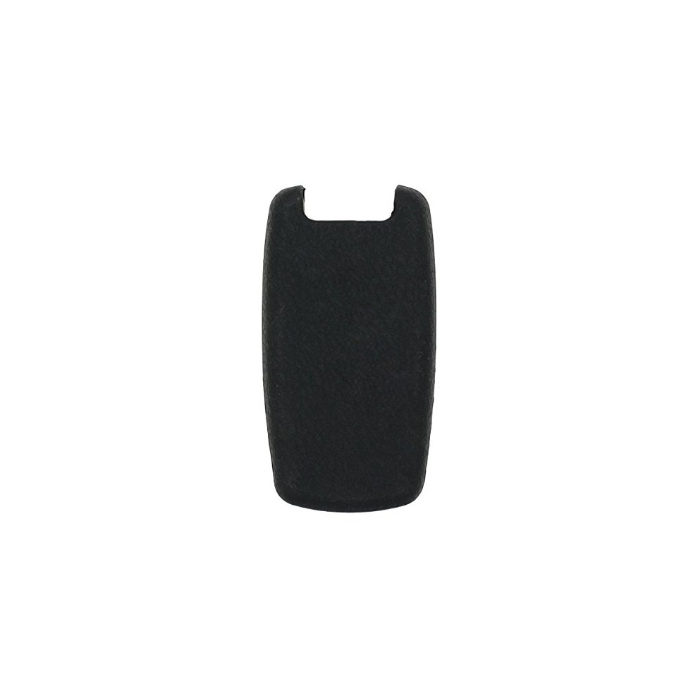 Fassport Leather Texture Silicone Cover Skin Jacket fit for SUZUKI 2 Button Smart Remote Key CV5540 Red