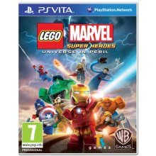 LEGO Marvel Super Heroes: Universe in Peril (PlayStation Vita) - Used