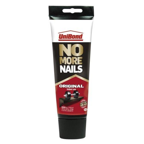 UniBond No More Nails Original High Strength Grab Adhesive 1x 200ml tube