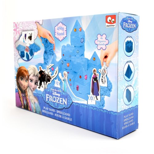 Disney Frozen Play Kinetic Magic Sand Set for Kids