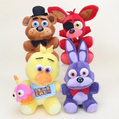 Plush Doll Freddy Bear, Stuffed Plush, Kid,, Dolls Toy