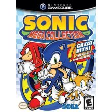 Sonic Mega Collection (Gamecube Player's Choice) - Used