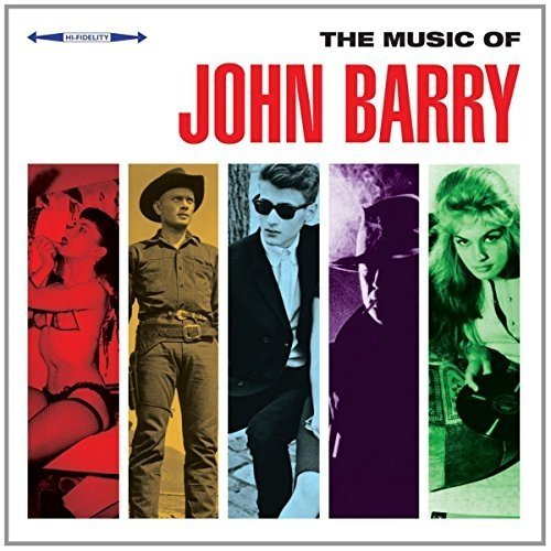 John Barry - the Music of John Barry [double Cd]