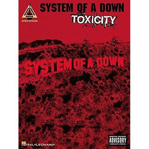 HAL LEONARD SYSTEM OF A DOWN - TOXICITY - GUITAR TAB Sheet music pop, rock Guitar