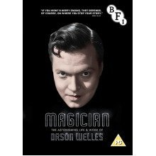 Magician - The Astonishing Life & Work Of Orson Welles DVD [2015]