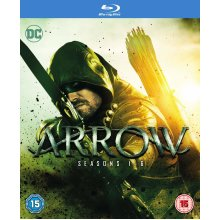 Arrow: Season 1-6 (Blu-Ray)