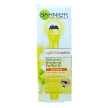 Garnier Brightening Eye Roll On Caffeine Anti Bags Anti Dark Circles 15ml