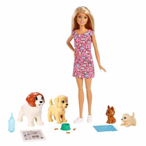 Barbie FXH08 Doggy Daycare Doll,