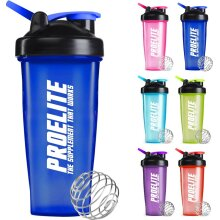 (Neon Purple) Pro-Elite Blender Bottle Shaker V3 700ml