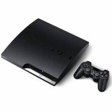 Slim PlayStation 3 Console + Wireless Controller - Used