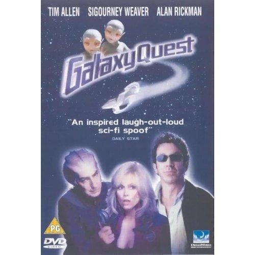 Galaxy Quest DVD [2019]