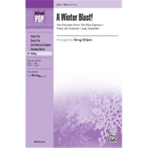 Alfred 00-38213 WINTER BLAST-STRX CD