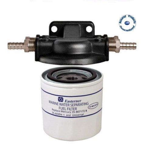 Water Separator Fuel Filter Kit - Mercury 35-807172 & 35-60494-1