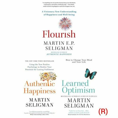 Martin Seligman 3 Books Collection Set
