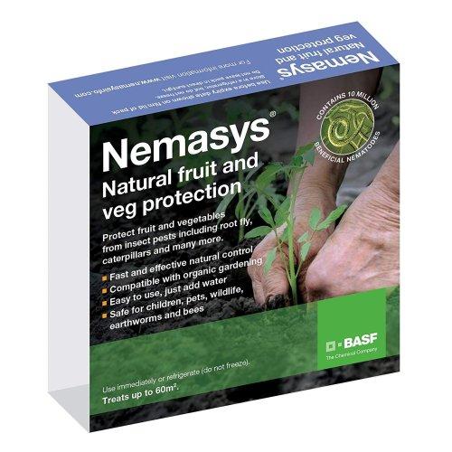 Nemasys Natural Fruit and Veg Nematodes Pest Control