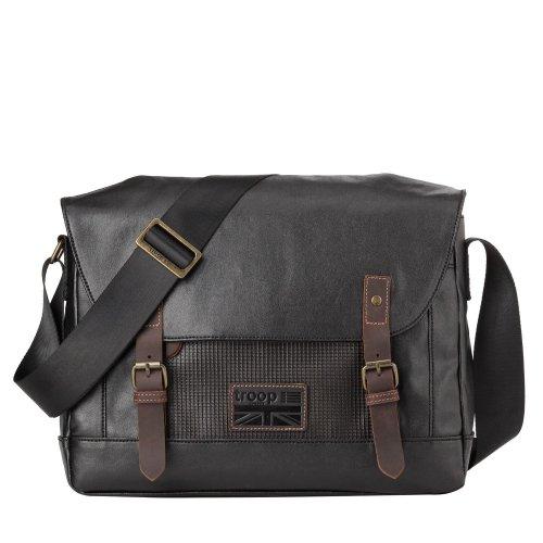 TRP0456 Troop London Classic Canvas Messenger Bag | Buy Bags Online | Canvas Messenger Bags | leather canvas backpack