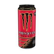 Monster Lewis Hamilton  (12 x 500ml)