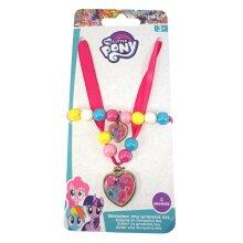 My Little Pony Rainbow Dash & Pinkie Pie Necklace & Bracelet Set