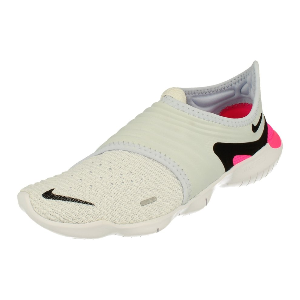 (8) Nike Womens Free RN Flyknit 3.0 Running Trainers Aq5708 Sneakers Shoes