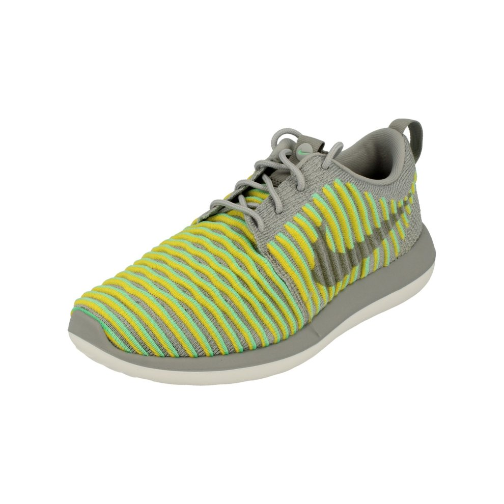 (3.5) Nike Womens Roshe Two Flyknit Running Trainers 844929 Sneakers Shoes